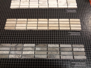 accent tile for lower bedroom baths