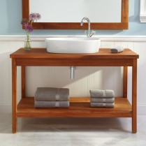 vanity for upper baths